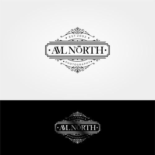 Luxury Logo for AVL North Photography