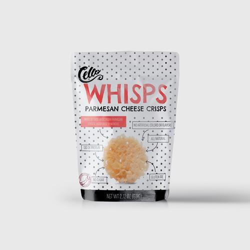 Snack bag design