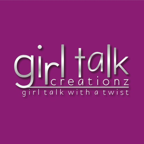 Create the next logo for girl talk creationz