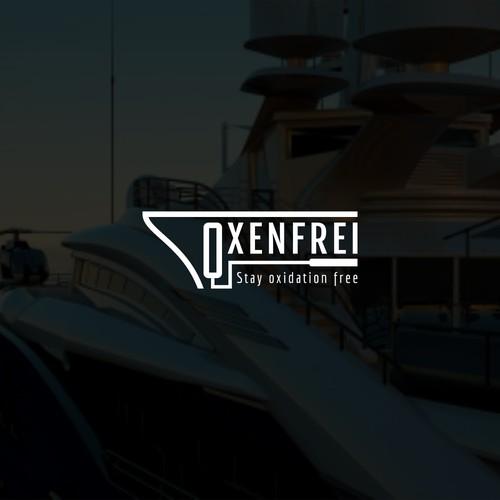 Oxenfrei Logo Design
