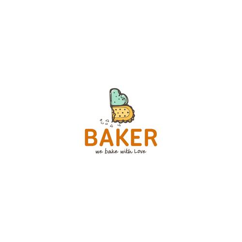 Logo concept for bakery