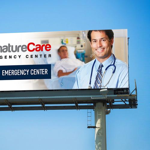 Billboard for Hospital