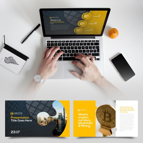 Cryto-currency Mining Enterprise