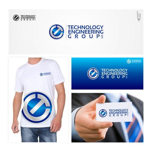 TEG logo concept