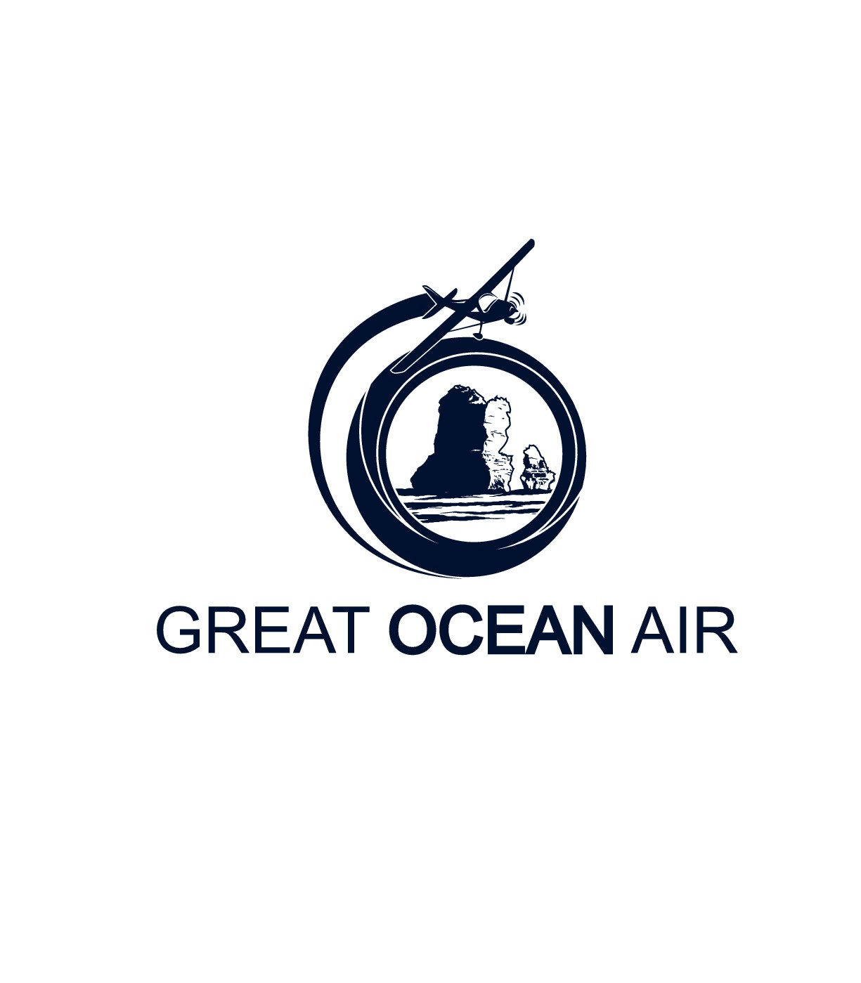 Create a great logo for this tourist flight company !