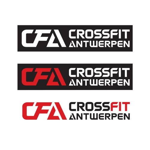 Design the new CrossFit Antwerpen logo