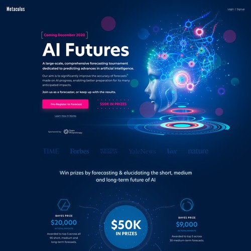 AI futures - forecasting tournament