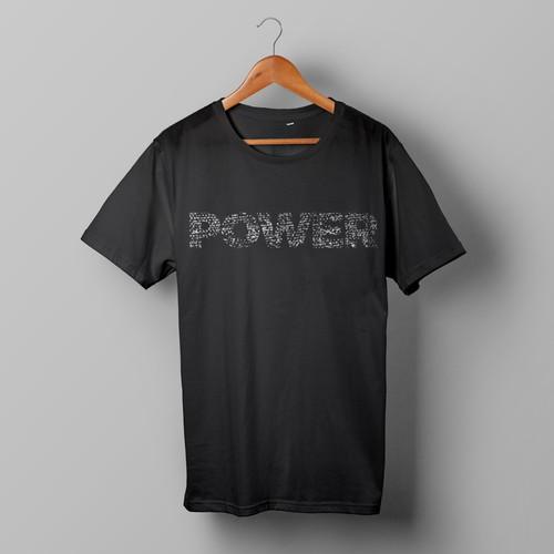 Subtle t-shirt design