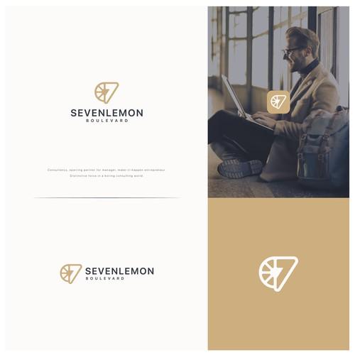 Brand Identity for SevenLemon