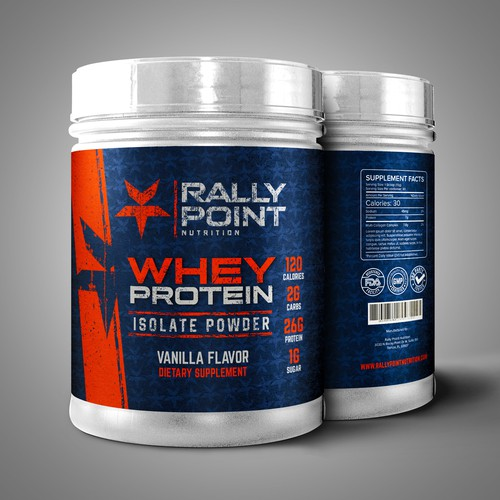 Whey Protein Supplement Design