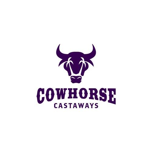 Cow Head Logo