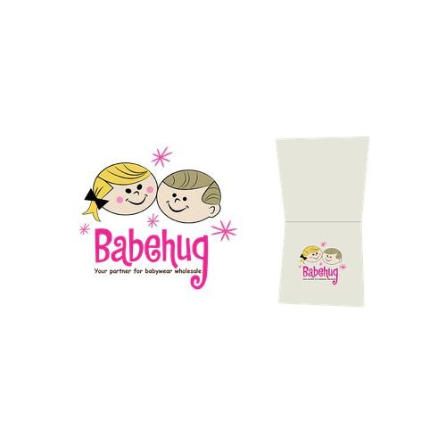 Logo for Babywear (Babyhug)