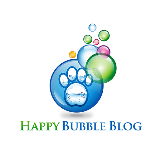 Happy Bubble Blog Logo