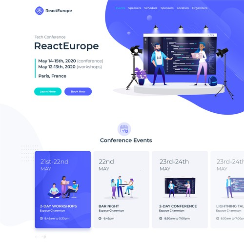 React Europe Conference
