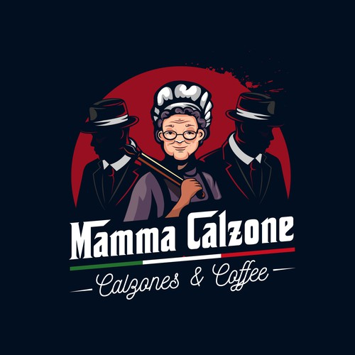 Mama Calzone