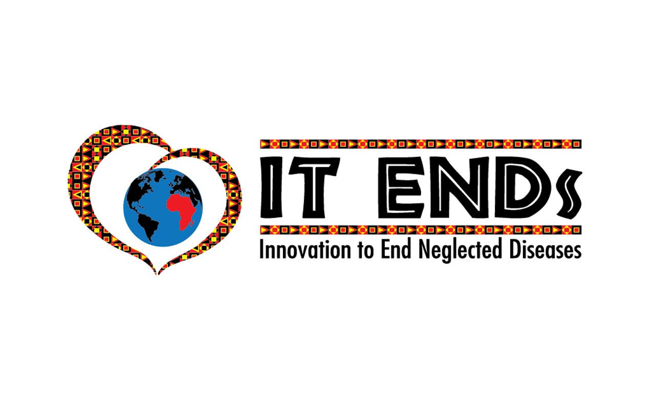 Save the World: Logo for a NON-PROFIT that discovers CURES for TROPICAL Infectious DISEASES