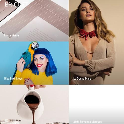 Photographer and Art Director Website