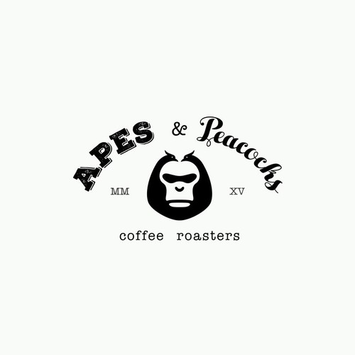 Coffee Roasters logo design