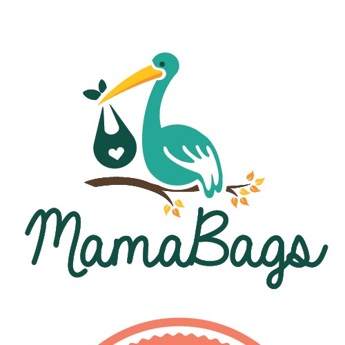 Entice mums to be by designing a logo for MamaBags