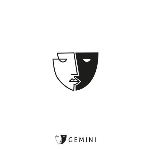 Gemini Logo Design
