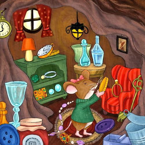 illustration for childrens book