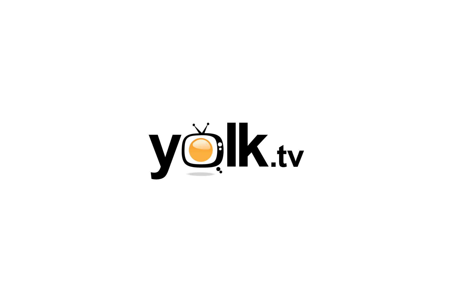 Create the next logo for yolk.tv