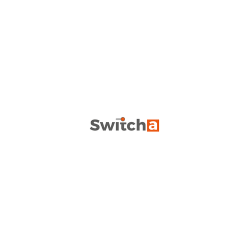 switch conceptual logo