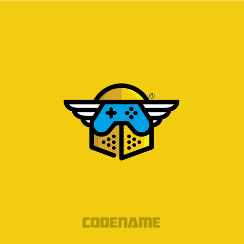 New corporate logo for video game company