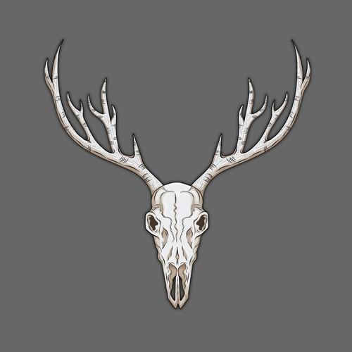 Deer Skull Design Needed