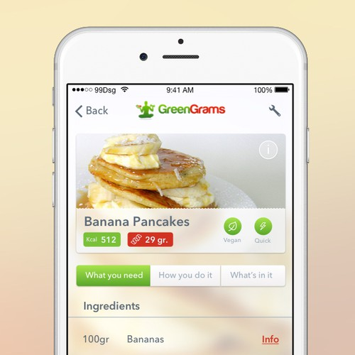 Unique Cooking app