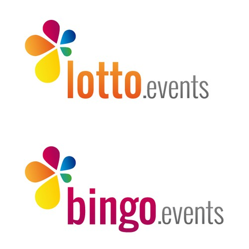 Glücksspiel Logodesign