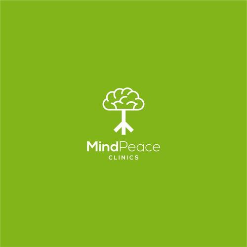 brain + peace = tree