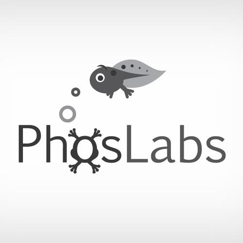 Creative Logo for PhosLabs