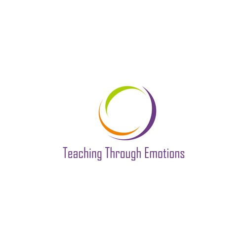Design a logo for a company that helps teachers work through their emotions