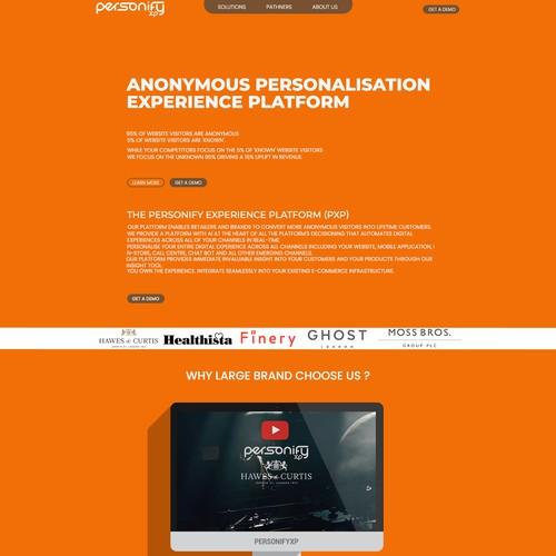 website design photshop