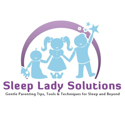 Logo needed for The Sleep Lady...child sleep coach
