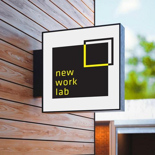 NEW WORK LAB Logo