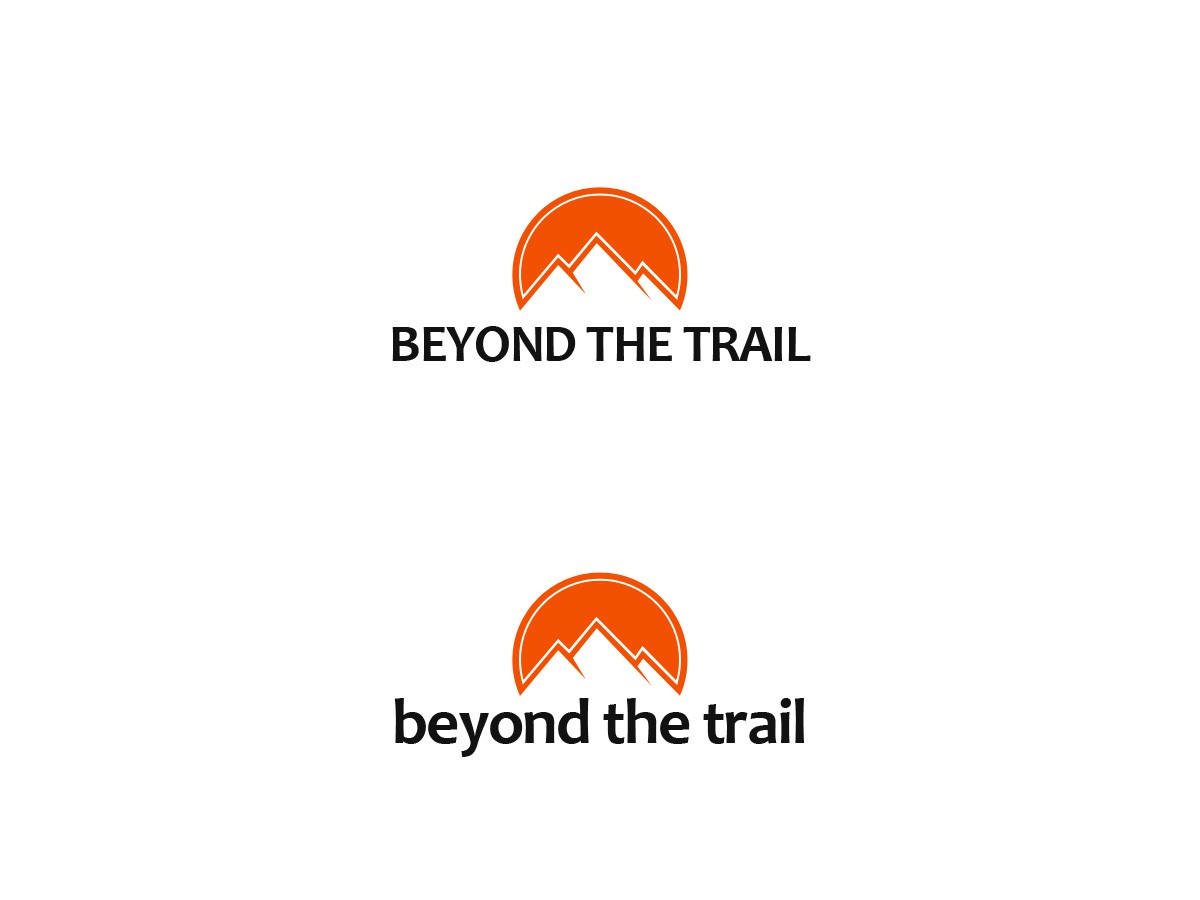 Guaranteed prize for Beyond the Trail logo
