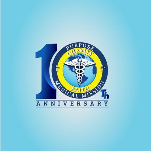 10 years charity