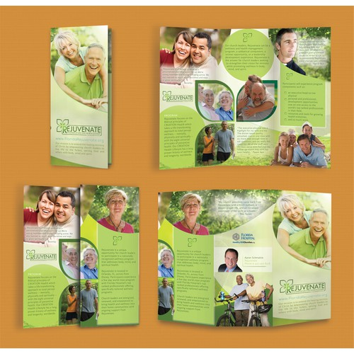 Brochure for Rejuvenate
