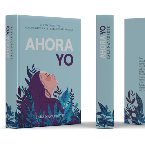 BOOK COVER + 3D