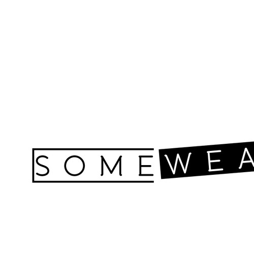 Quick&Easy: Somewear needs a new logo