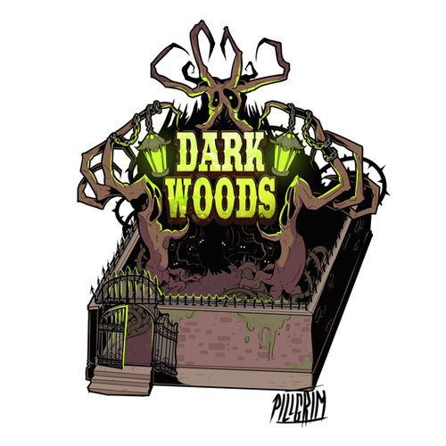 """DARK WOODS"" Attraction"