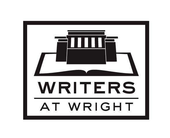 Major program series needs new logo -- Writers at Wright!