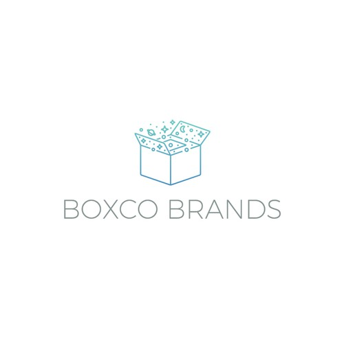 Magic Box Logo for Boxco Brands