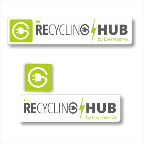 Logo for a recycling concern