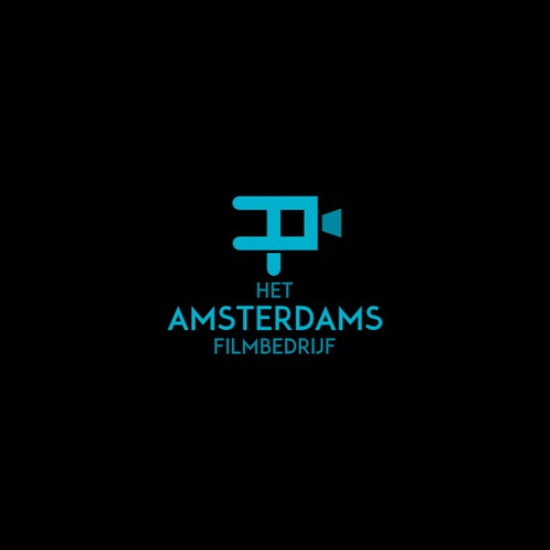 Make a logo for an Amsterdam based filmproduction company