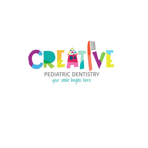 logo for pediatric dentistry