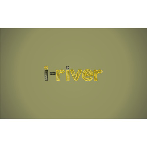 A lively new logo for i-river