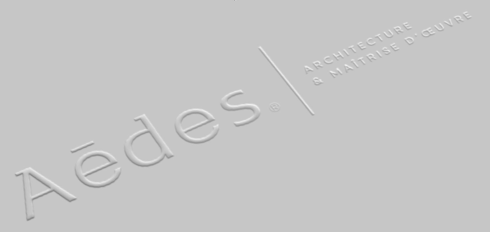 Aēdes Architecture